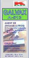 Cold zinc gavanizing zingage à froid
