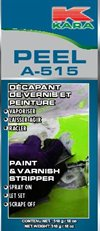 Paint & varnish stripper Décapant