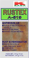 Rust exterminator Antirouille