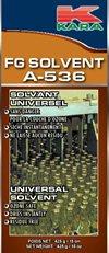 FG SOLVENT(fda) Solvant universel.
