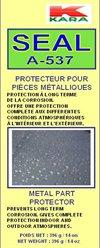 Metal parts protector