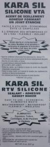 Silicone VTA