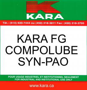 Huile pour compresseur synthétique
